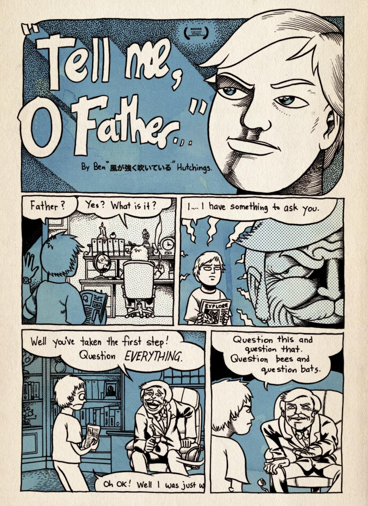 Tell Me, O Father…